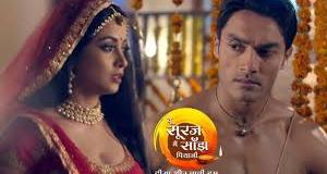 Uma and Kanak immersed in hues of romance in