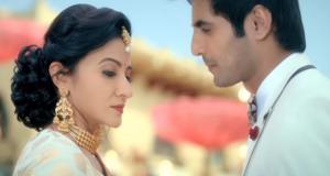 Sahil and Vedika romances in Zee TV's Aap Ke Aa Jane Se
