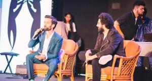 Actor Nakuul Mehta hosted IIMUN championship conference 2018