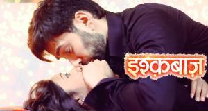 Shivaay & Anika romances in Star Plus show Ishqbaaaz