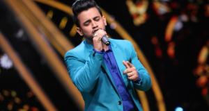 Vibhor Parashar rocked the stage of Sony TV show Indian Idol 10