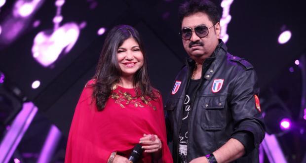 Contestants Paid Tribute To Alka Yagnik And Kumar Sanu On Sony Tv