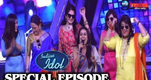 Nitin Kumar set the Indian Idol 10 stage on fire