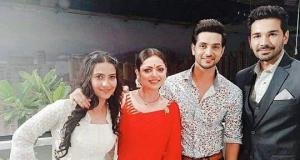 Silsila Badalte Rishton Ka: Ishaan backs off Kunal & Mauli together