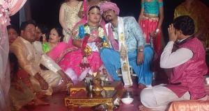 Bharti Singh posted heartfelt message on first wedding anniversary
