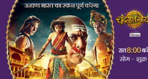 Chandragupta Maurya Written Update 7th December 2018: Moore lies to Chandra