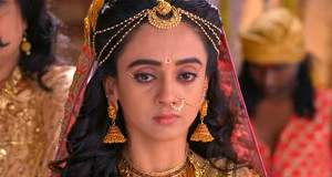 Radha Krishna Written Update 18th January 2020: Rukmini is helpless