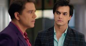 Yeh Rishta Kya Kehlata Hai Written Update 25th February 2020:Kartik is accused