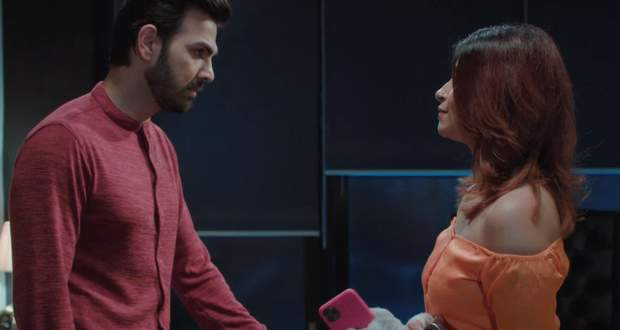 Kahaan Hum Kahaan Tum Written Update 7th February 2020: Nishi threatens Rohit