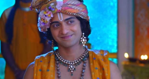 Radha Krishna Written Update 15th February 2020: Krishna tells a story