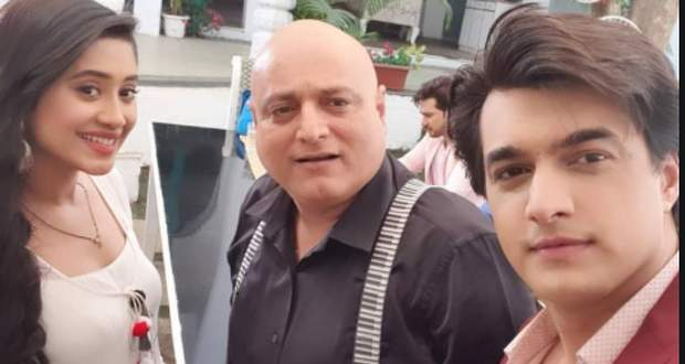 Yeh Rishta Kya Kehlata Hai Gossip: Naira-Kartik to expose Jhaberi's truth