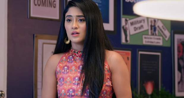 Yeh Rishta Kya Kehlata Hai Written Update 20th February 2020:Naira is confused