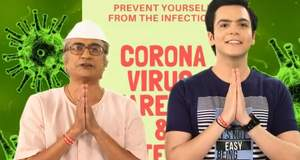 Taarak Mehta Ka Ooltah Chashmah Written Update 20th March 2020:Tapu sena's rap