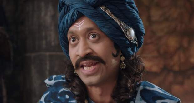 Maharaj Ki Jai Ho Written Update 8th April 2020: Shakuni tricks Dhritrashtra