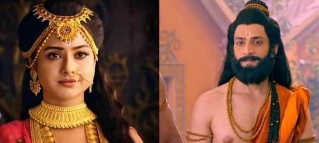 Radha Krishna Latest Spoiler: Arjun to hide his identity at Swayamvar