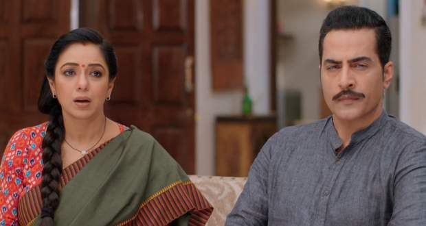 Anupama Written Update 12th September 2020: Vanraj feels uncomfortable
