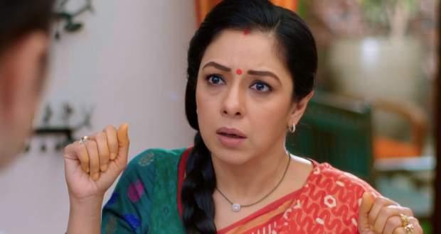 Anupama Written Update 22nd September 2020: Anupama faces Vanraj's fury
