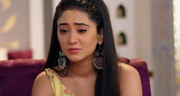 Yeh Rishta Kya Kehlata Hai Written Update 2nd September 2020: Naira is upset