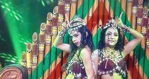 India's Best Dancer: Shweta Warrier's energetic dance performance