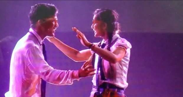 India's Best Dancer: Tiger Pop and Vartika Jha's amazing depiction of romance