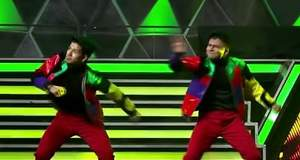 India's Best Dancer: Aman Shah-Sagar Bora fantastic dance performance
