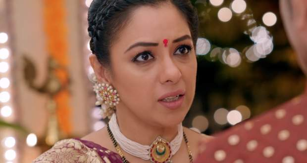 Anupama 18th November 2020 Written Update: Anupama takes a stand