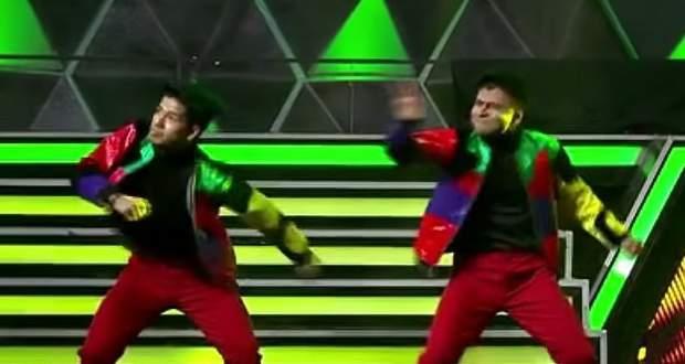 India's Best Dancer: Aman Shah-Sagar Bora fantastic dance performance