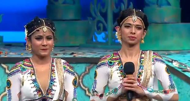 India's Best Dancer: Shweta Warrier, Bhawna Khanduja amazing dance performance
