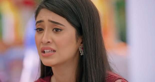 Yeh Rishta Kya Kehlata Hai Written Update 9th November 2020: Naira's fear