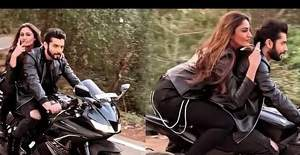 Naagin 5 Promo: Bani-Veer seen in a whole new biker avatar