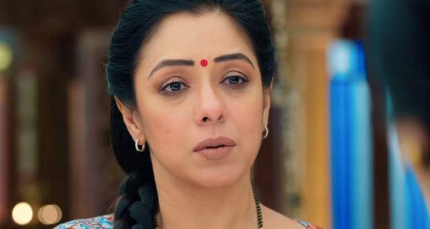 Anupama 13th January 2021 Written Update: Anupama loses her cool