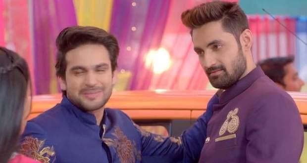 Shaurya Aur Anokhi Ki Kahani 1st January 2021 Written Update: Monty is in love