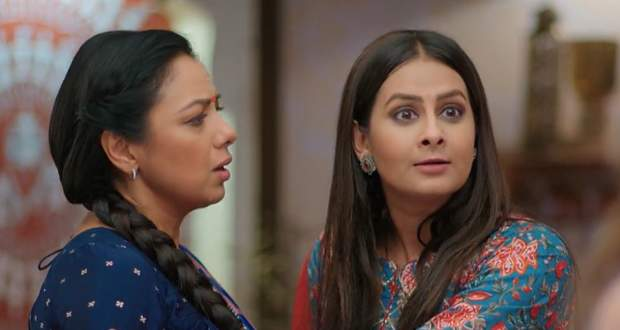 Anupama 21st April 2021 Written Update: Anupama stands up for Dolly