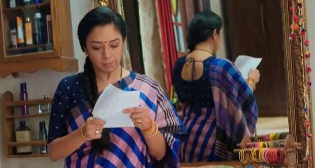 Anupama 22nd April 2021 Written Update: Anupama gets a shocking news