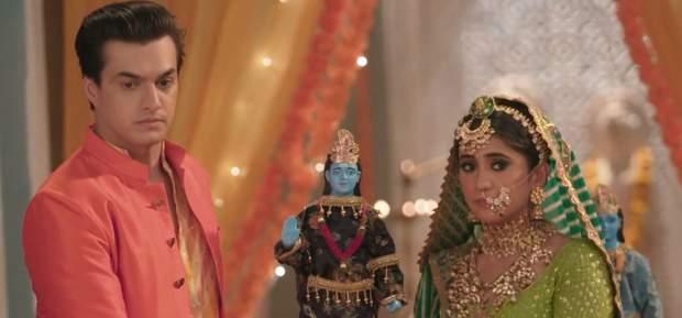 Yeh Rishta Kya Kehlata Hai 20th April 2021 Written Update: Sirat misses Ranvir