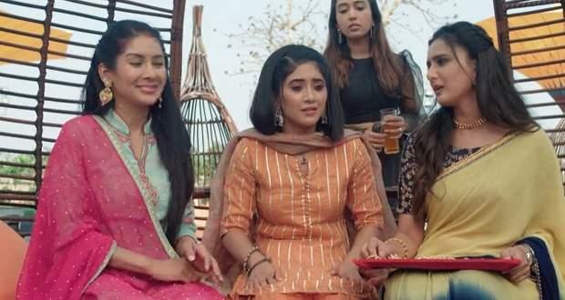 Yeh Rishta Kya Kehlata Hai 27th April 2021 Written Update: Sirat is happy