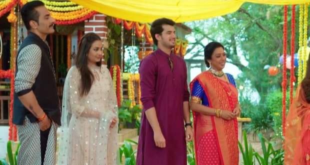 Anupama 7th May 2021 Written Update: Samar and Nandani's engagement pooja