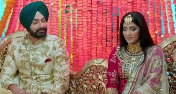 Choti Sardarni 25th May 2021 Written Update: Meher and Sarab flirt