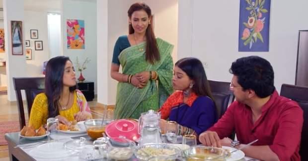 Ghum Hai Kisi Ke Pyaar Mein 1st May 2021 Written Update: Sai gets emotional