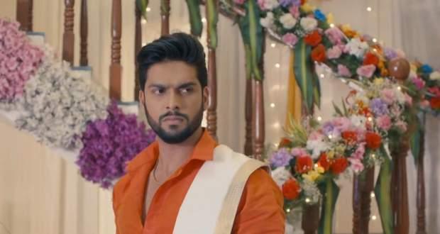 Mehendi Hai Rachne Wali 5th May 2021 Written Update: Raghav gets married
