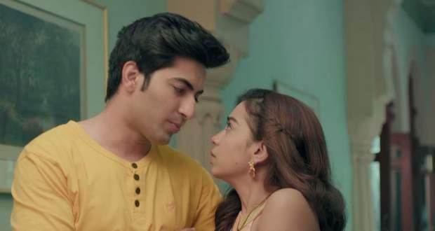 Pandya Store 7th May 2021 Written Update: Dev and Rishita get romantic