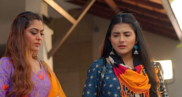 Shaurya Aur Anokhi Ki Kahani 4th May 2021 Written Update: Anokhi gets upset
