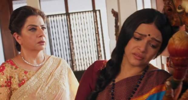 Shaurya Aur Anokhi Ki Kahani 6th May 2021 Written Update: Aastha consoles Devi