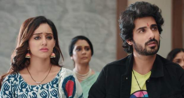 Yeh Hai Chahatein 25th May 2021 Written Update:Rudraksh faces wild allegations