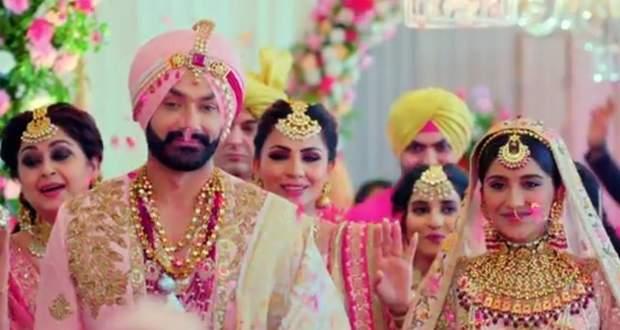 Choti Sardarni 7th June 2021 Written Update: Sarab marries Meher