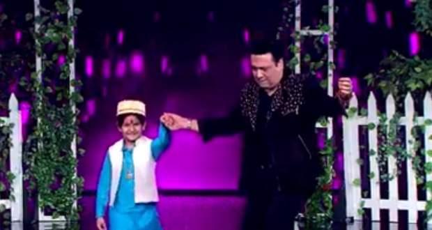Super Dancer 4 5th June 2021: Today's Written Update, Eesha becomes Chote Babu