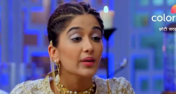 Choti Sardarni 6th August 2021 Written Update: Seher introduces Rajveer