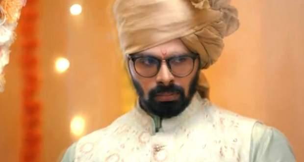 Mehendi Hai Rachne Wali (MHRW) Spoiler: Mandar to take Pallavi alone in a room