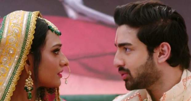 Bhagyalaxmi upcoming story: Rishi and Lakshmi's first night