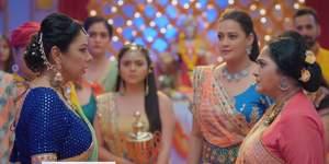 Anupama upcoming story: Anupama Warns Baa from Speaking Ill Of Anuj